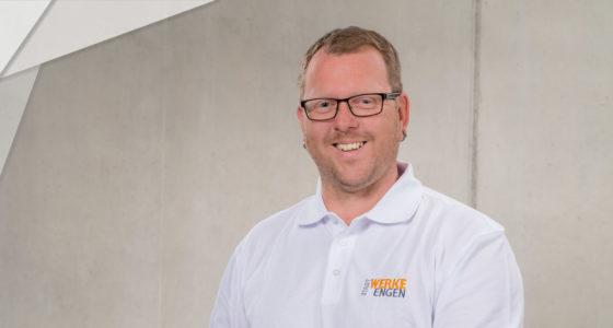 Björn Bohn – Gas- und Wasserversorgung / Netz und Hausanschlüsse / Zählerwesen