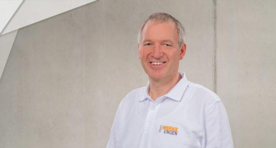 Thomas Freund – Technische Leitung