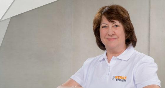 Angelika Müller – Kundenservice
